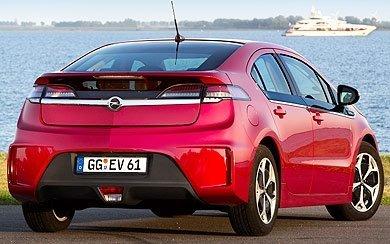 Opel Ampera Selective 2012 2016 Precio Y Ficha Tecnica