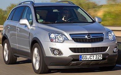 Ver mas info sobre el modelo Opel Antara