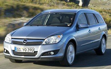 Opel astra 5p 2007 informaci n general - Opel astra 5 puertas ...