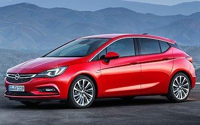Ver mas info sobre el modelo Opel Astra