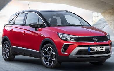 Ver mas info sobre el modelo Opel Crossland
