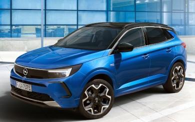 Ver mas info sobre el modelo Opel Grandland