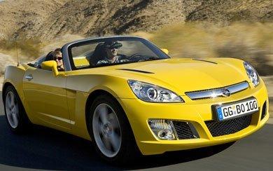 Ver mas info sobre el modelo Opel GT