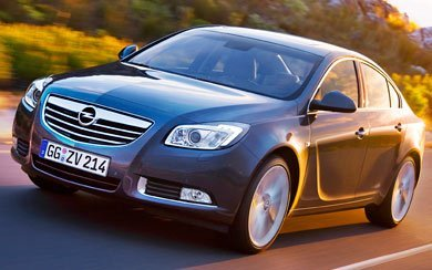 Foto Opel Insignia 4p Expression 1.4 Turbo Start & Stop (2012-2013)