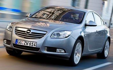 Foto Opel Insignia 5p Sport 2.0 Turbo 250 CV 4x4 (2011-2012)