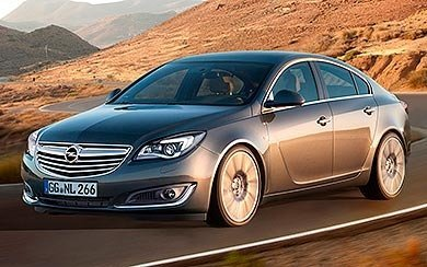 Foto Opel Insignia 5p Excellence 2.0 CDTI 163 CV Start & Stop (2013-2015)