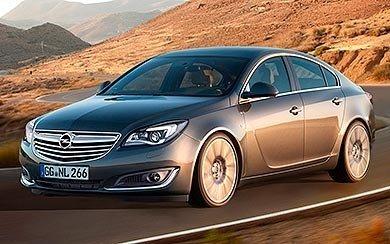 Foto Opel Insignia 5p Sportive 2.0 CDTI Biturbo 195 CV 4x4 Aut. (2013-2016)