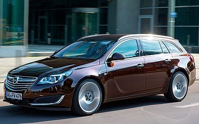 Foto Opel Insignia Sports Tourer Excellence 2.0 CDTI ecoFLEX 140 CV Start & Stop (2013-2015)