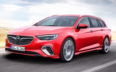Foto Opel Insignia Country Tourer 1.6 Turbo SHT Start & Stop 147 kW (200 CV) AT6 (2018-2019)