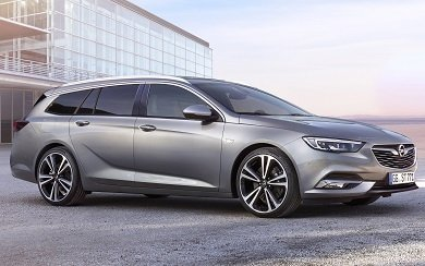 Foto Opel Insignia Sports Tourer Exclusive 2.0 Turbo Start & Stop 191 kW (260 CV) 4x4 AT8 (2018-2018)