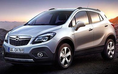 Ver mas info sobre el modelo Opel Mokka