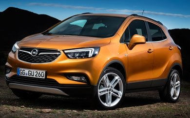 Foto Opel Mokka X Color Edition 1.4 Turbo 103 kW (140 CV) 4x2 Start&Stop (2018)