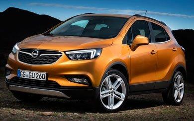 Ver mas info sobre el modelo Opel Mokka X