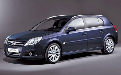 Ver mas info sobre el modelo Opel Signum