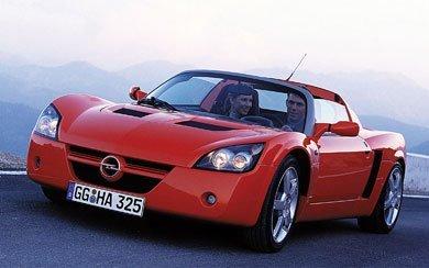 Ver mas info sobre el modelo Opel Speedster