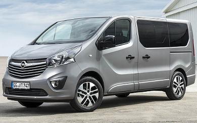 Ver mas info sobre el modelo Opel Vivaro
