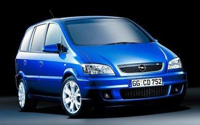 Opel Zafira Design Edition 2 2 Dti 16v 2003 2005 Precio Y Ficha