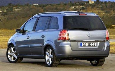 Opel Zafira Essentia 1 6 16v 2005 2008 Precio Y Ficha Tecnica Km77 Com