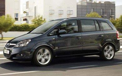 Foto Opel Zafira Essentia 1.6 16V (2008-2010)
