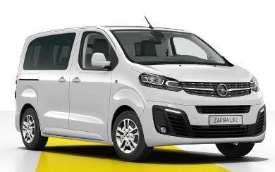 Ver mas info sobre el modelo Opel Zafira Life