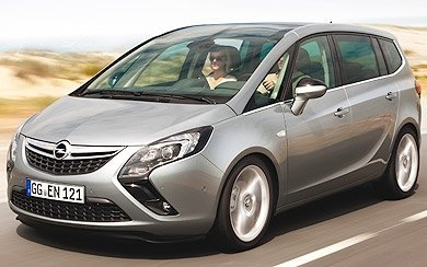 Ver mas info sobre el modelo Opel Zafira Tourer