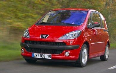 Ver mas info sobre el modelo Peugeot 1007