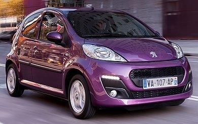 Ver mas info sobre el modelo Peugeot 107