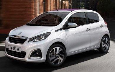 Ver mas info sobre el modelo Peugeot 108