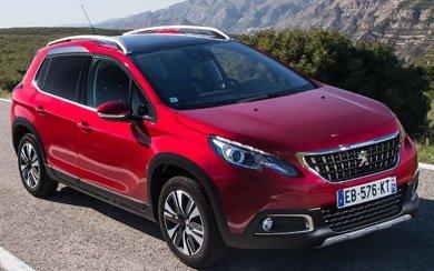Ver mas info sobre el modelo Peugeot 2008