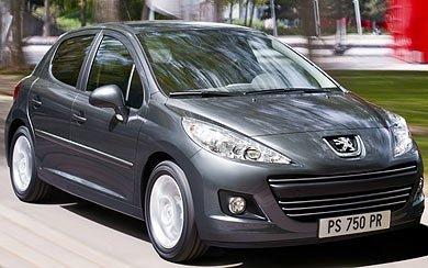 Ver mas info sobre el modelo Peugeot 207