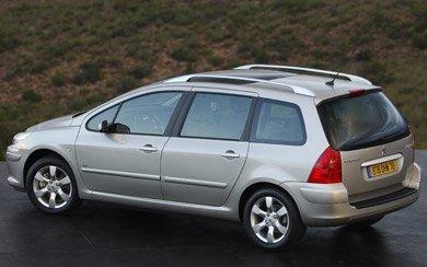 Ver mas info sobre el modelo Peugeot 307