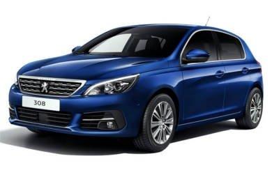 Ver mas info sobre el modelo Peugeot 308