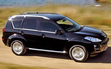 Ver mas info sobre el modelo Peugeot 4007