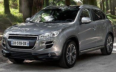 Ver mas info sobre el modelo Peugeot 4008