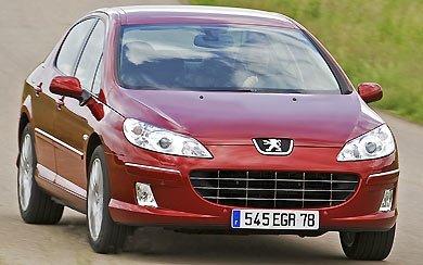Ver mas info sobre el modelo Peugeot 407