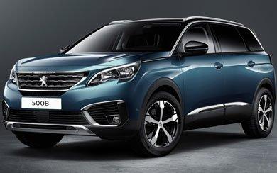 Ver mas info sobre el modelo Peugeot 5008