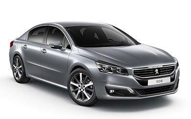 Ver mas info sobre el modelo Peugeot 508