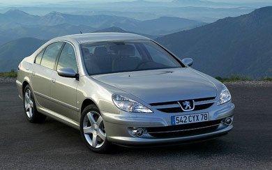 Ver mas info sobre el modelo Peugeot 607