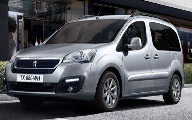 Ver mas info sobre el modelo Peugeot Partner