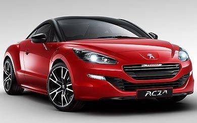 Ver mas info sobre el modelo Peugeot RCZ