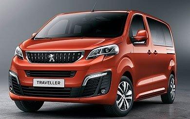 Ver mas info sobre el modelo Peugeot Traveller
