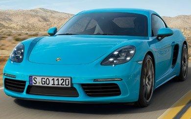 Ver mas info sobre el modelo Porsche 718