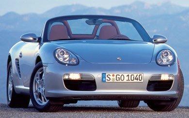 Foto Porsche Boxster Tiptronic (2004-2006)