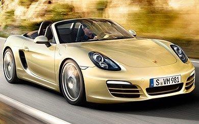 Foto Porsche Boxster (2012-2014)