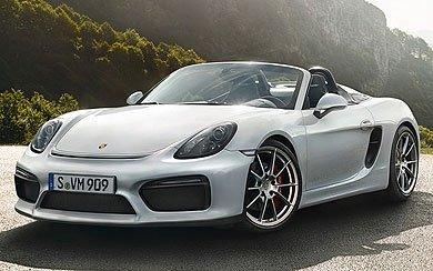 Ver mas info sobre el modelo Porsche Boxster