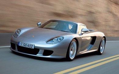 Ver mas info sobre el modelo Porsche Carrera GT