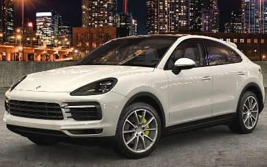 Foto Porsche Cayenne E-Hybrid Coupé (2020)