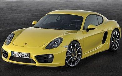 Ver mas info sobre el modelo Porsche Cayman