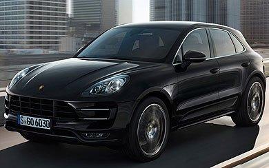 Ver mas info sobre el modelo Porsche Macan