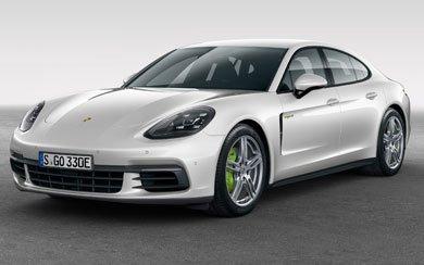 Foto Porsche Panamera 4 E-Hybrid (2019)